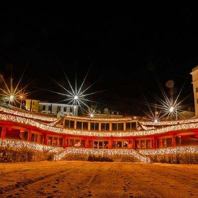 Port Vieux - Illuminations Biarritz 2020