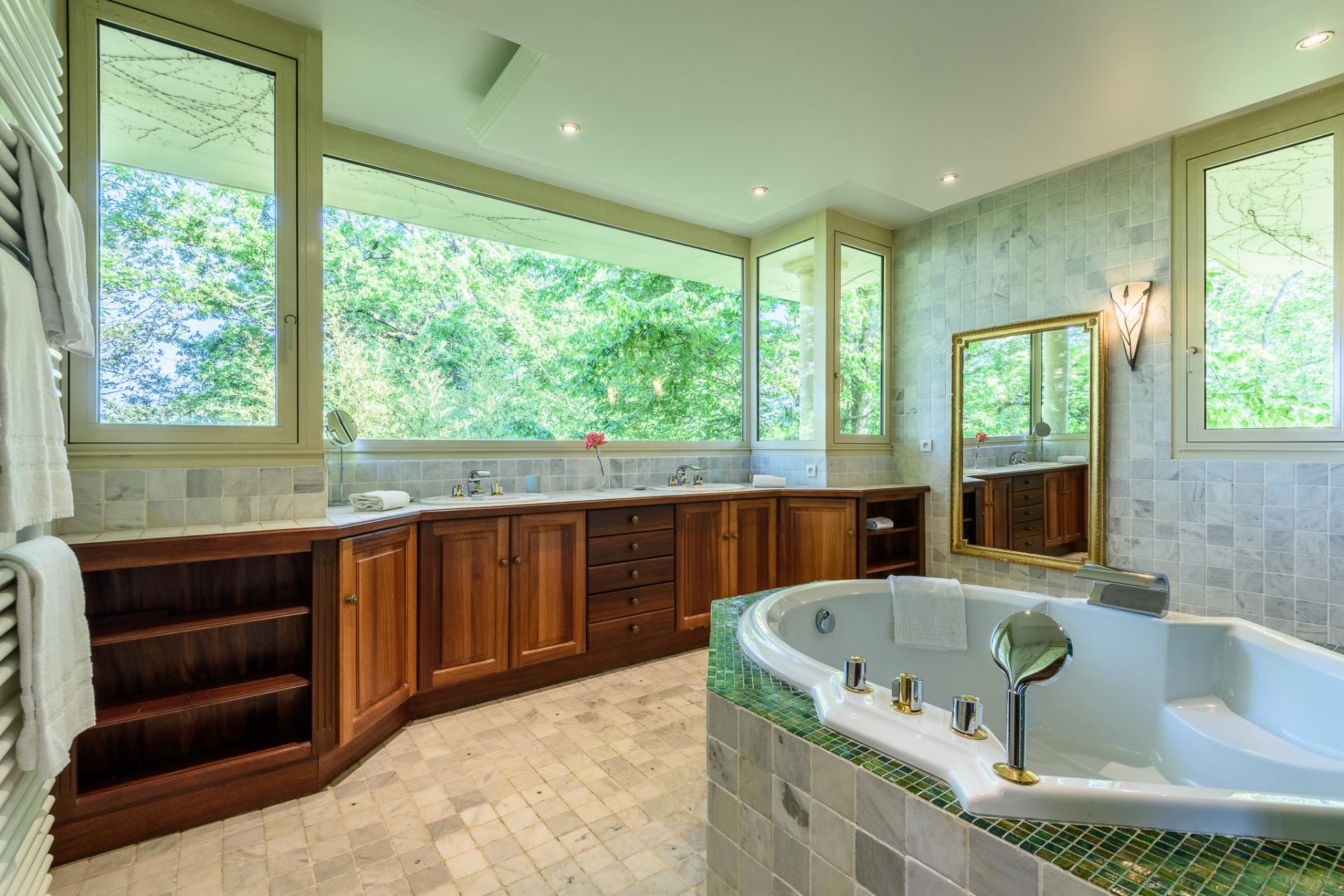 Salle de bain Chambre 2 et 3