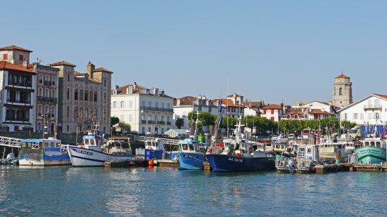 Le port de saint jean